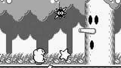 Kirby Dreamland -Whispy Woods Boss-