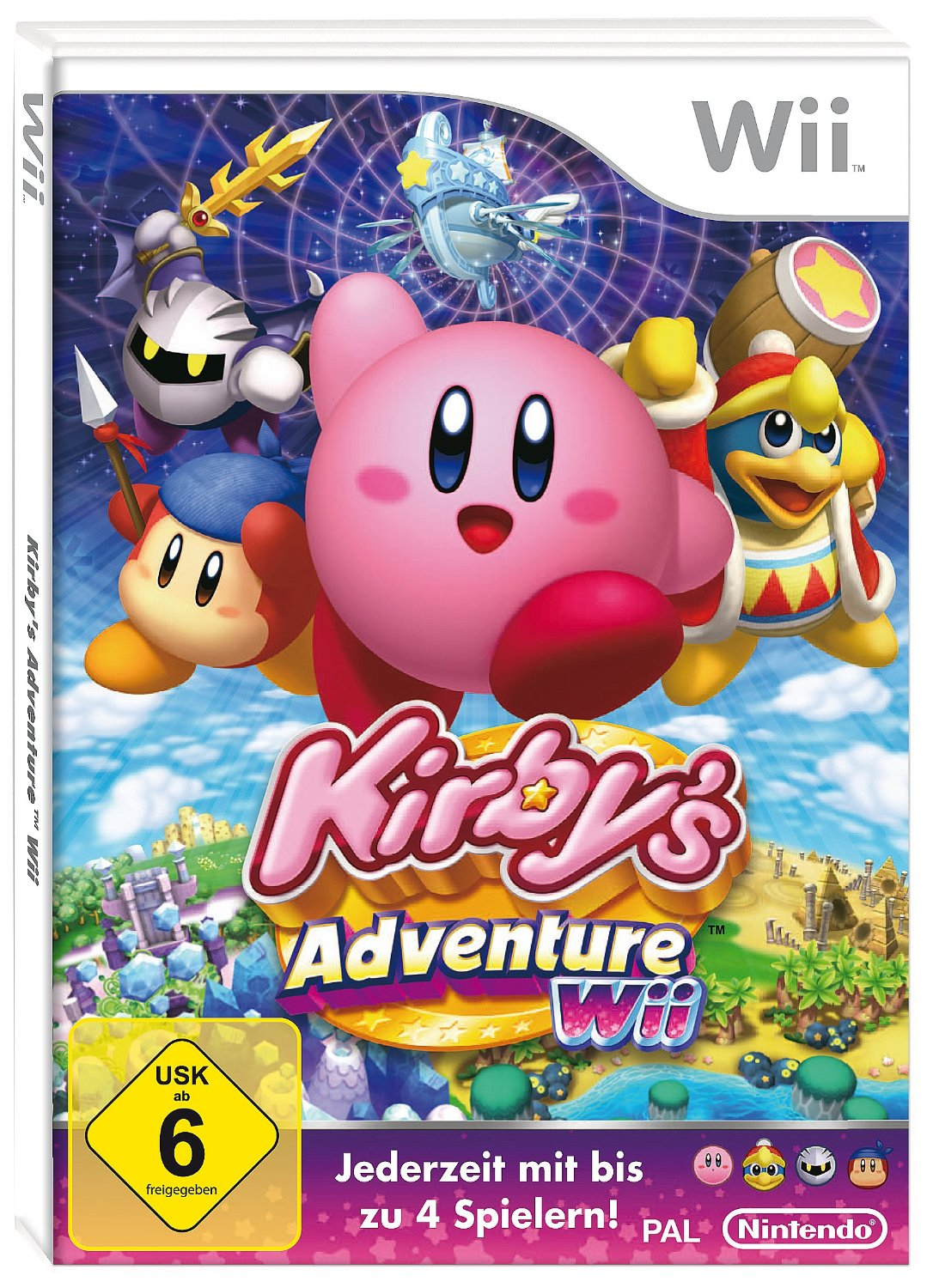 Kirby\'s Adventure Wii | Kirby Wiki | FANDOM powered by Wikia