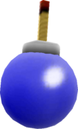 KF Bomb Item model