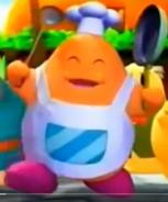 Kawasaki Kirby 3D