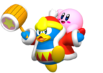 K64 Kirby Dedede ori