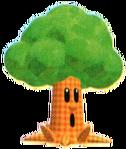 K64 Whispy Woods artwork