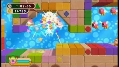 Kirby's Return to Dream Land Reto de Alas (Medalla Platino)