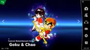 Chao & Goku spirit