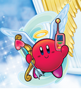 Red Cupid Kirby