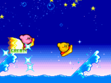 Kirby's Wave Ride