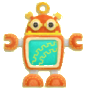 KEY Tin Robot sprite