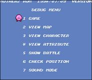 Kirby eb debug