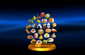 3ds Food Trophy