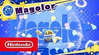 DLC de Kirby Star Allies - Magolor (Nintendo Switch)