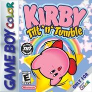 Kirby Tilt'n'Tumble