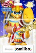 Amiibo Roi DaDiDou Série Kirby Boîte