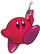 KaTM Red Kirby artwork