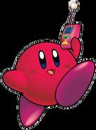 KaTM Red Kirby artwork