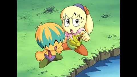Kirby Criatura Miedosa parte 3 HQ