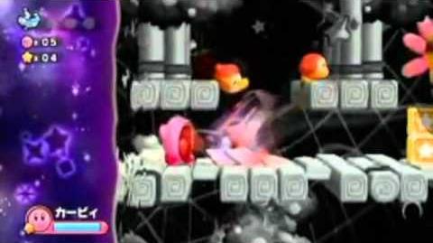 New Kirby Wii - Tráiler