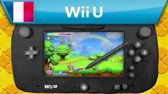Kirby (titre provisoire) - Bande-annonce E3 2014 (Wii U)