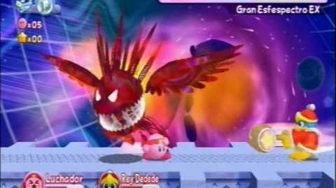 Kirby Return to Dreamland - Grand Doomer EX