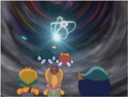 Kirby vs. kracko