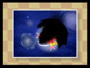 K64 Dark Matter Ripple Star
