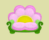花朵沙发家具01 毛线卡比