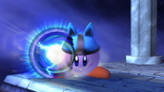 Captura Kirby Lucario (SSBB)