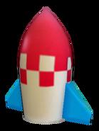 KTD 3D Tilt Missile model