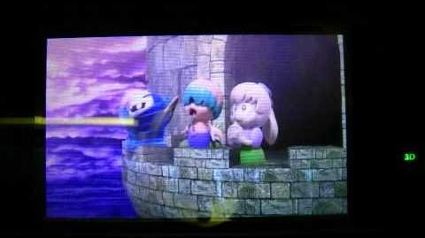 Kirby 3D (2ªparte) Castellano