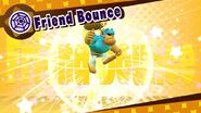 Friend Bounce