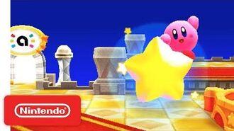 Kirby's Blowout Blast – Nintendo 3DS Launch Trailer