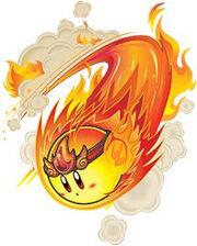 Burning knid