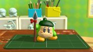 KatRC Green Waddle Dee figurine 2