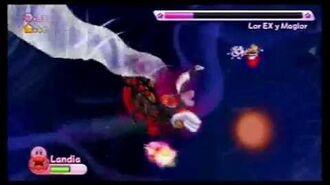 Kirby Return To DreamLand - Vs. Maglor y Epilogo (EX mode) 1