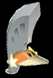 Súper Cuchillo Sombrero