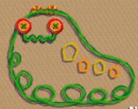 闷气虫01 毛线卡比