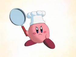 Cook Kirby Anime
