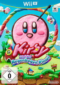 Kirby Rainbow Curse DE Box