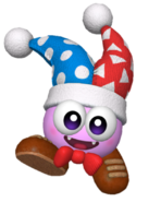 Kirby star allies marx model