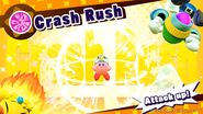 Friend Ability Crash Rush