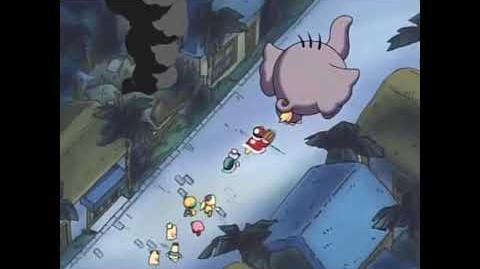 Kirby Criatura Miedosa parte 2 HQ