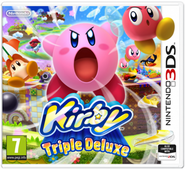 Kirby Triple Deluxe PAL