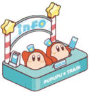 Pupupu Train Waddle Dees