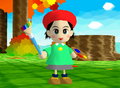 Adeleine happy2