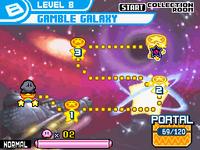 Gamble Galaxy Map