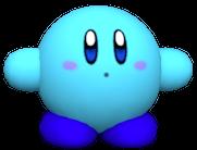 KRtDL Blue Kirby Model