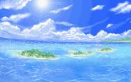 Kolive ocean
