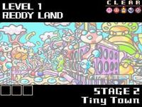 Tiny town level select