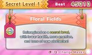 DDDD Floral Fields secret