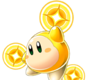 Gold Waddle Dee