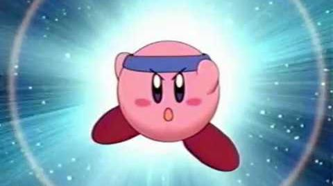Throw Kirby Transformation (English)